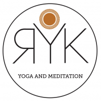 RYK Yoga and Meditation Center Logo