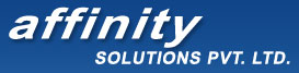 Logo for Affinity Solution Pvt.Ltd'