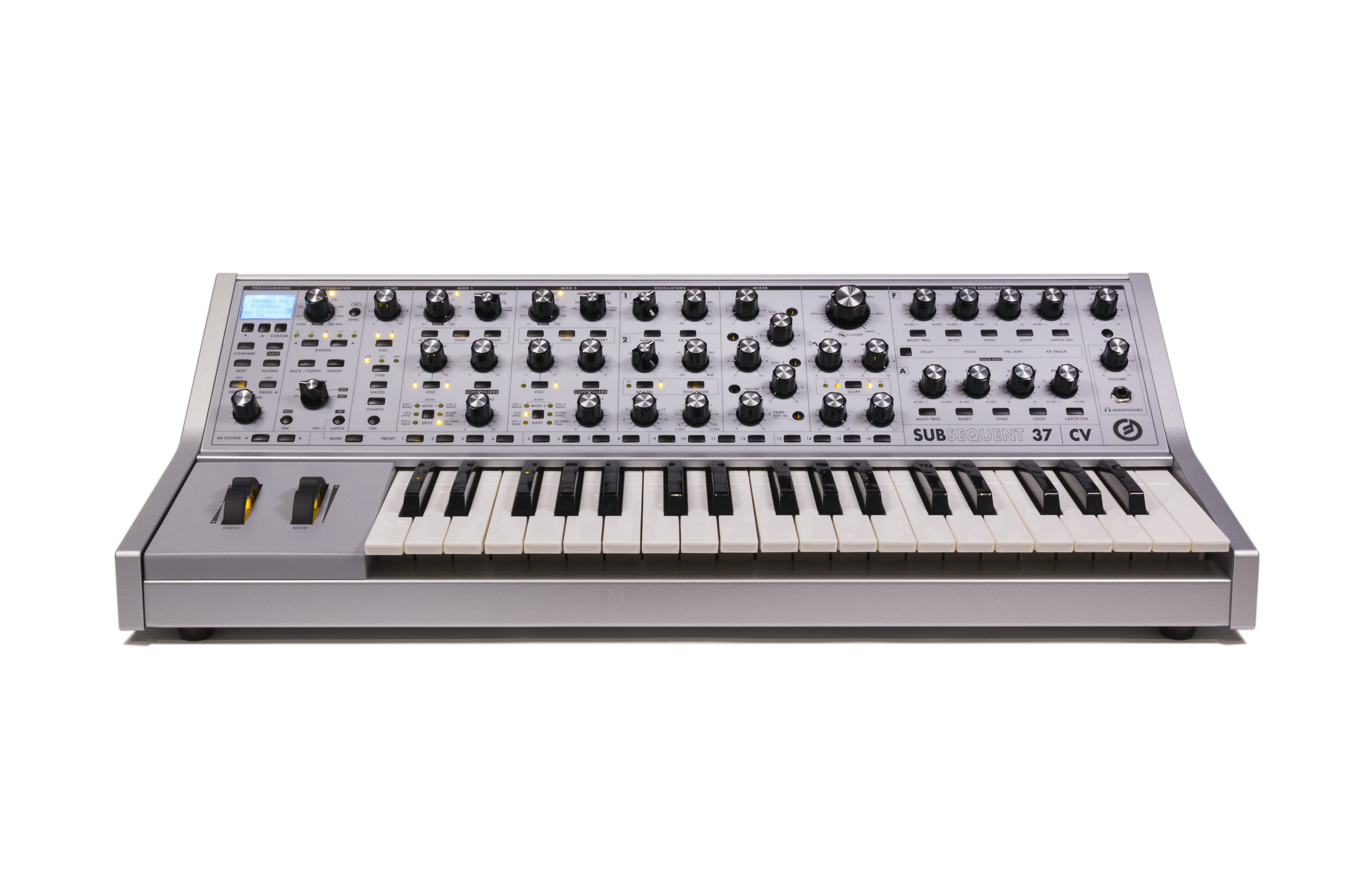 Moog Music Announces the SUBSEQUENT 37 CV