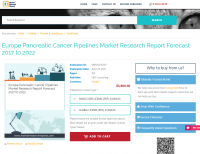 Europe Pancreatic Cancer Pipelines Market Research Report
