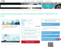 United States Adult Diapers Market Research Report Forecast