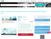 Global Embedded Distal Signal Processor Market Research Repo