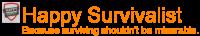 HappySurvivalist.com Logo