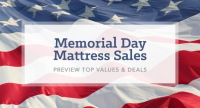 Preview Memorial Day Mattress Sales of 2017 in Best Mattress