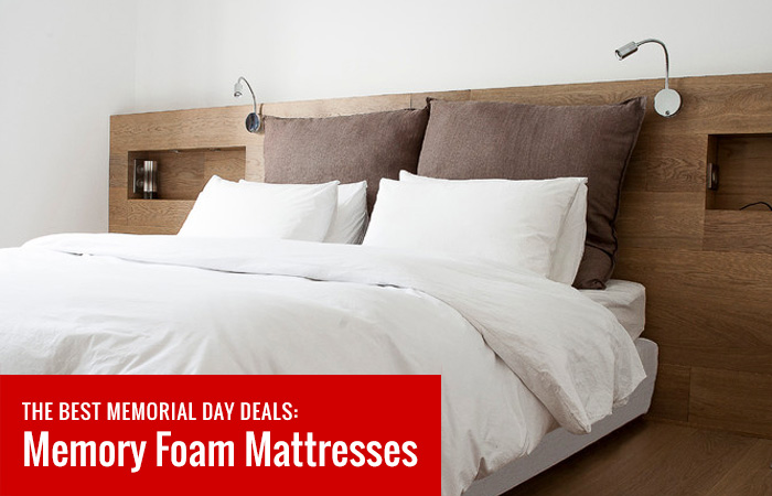 Find Top Memorial Day Mattress Sales with Memory Foam