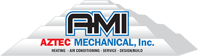 Aztec Mechanical Air Conditioning Logo