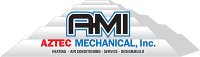 Aztec Mechanical Air Conditioning Logo