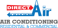Direct Air Conditioning Logo