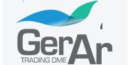 Ger-ar Trading  DME Logo
