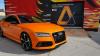 Apex Customs Orange Audi'
