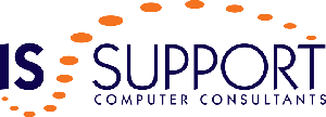Logo for IS Support Inc.'