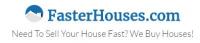 Faster Houses Logo