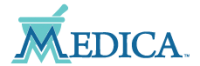 Medica Pharmacy Logo