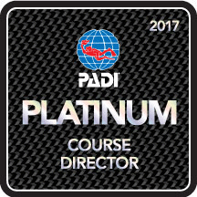 Multi Award Winning Platinum PADI Course Director Holly Macl