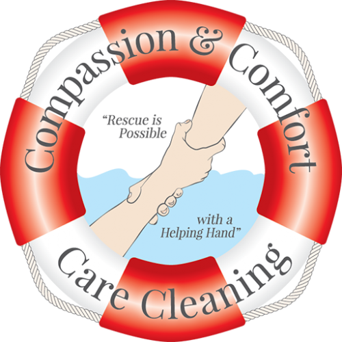 Company Logo For Compassion & Comfort Care Cleaning'
