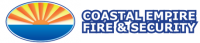 Coastal Empire Fire and Security Logo
