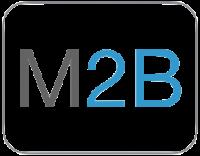Made2B.com Logo