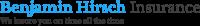 Benjamin Hirsch Insurance Logo