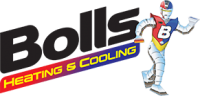 Bolls Heating and Cooling Logo
