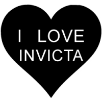 I Love Invicta Logo
