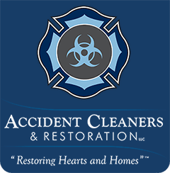 Accident Cleaners & Restoration Logo