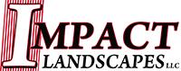 Impact Landscaping Logo