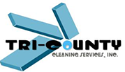 Tri-County Cleaning Services Logo