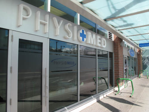 Physiomed - Commercial Broadway'