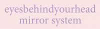 EyesBehindYourHead Mirror System Logo
