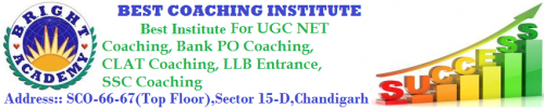 UGC NET Coaching'