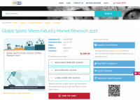 Global Sports Shoes Industry Market Research 2017