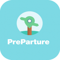 Preparture INC Logo