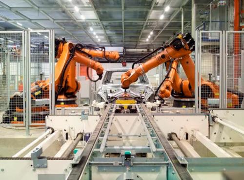 Industrial Robotics Market'