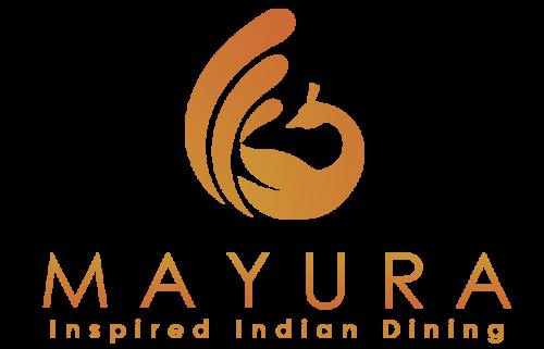 Company Logo For MAYURA Inspired Indian Dining'