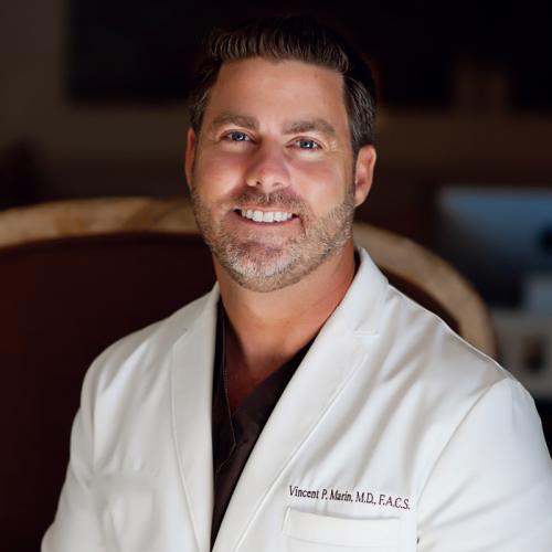 Dr Vincent Marin'
