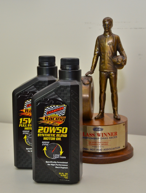 Champion Racing Oils NHRA'