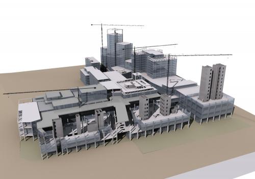 Building Information Modeling Market'