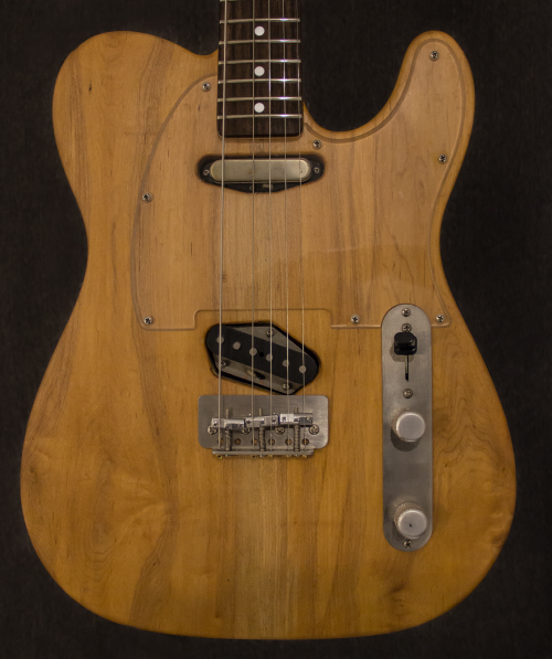 Wallace Detroit Guitars' New Limited Edition Brewster W'