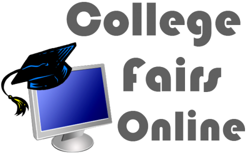 Company Logo For College Fairs Online'