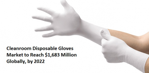 Cleanroom Disposable Gloves Market'