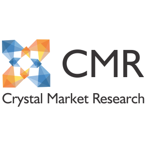 Company Logo For crystal market Research'