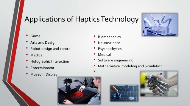 haptic technology conclusion