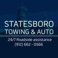 Statesboro Towing & Auto Logo