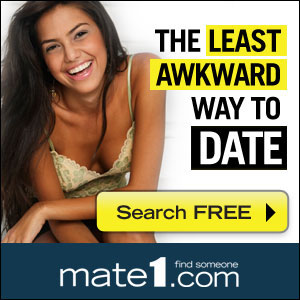 Logo for Mate1.com'