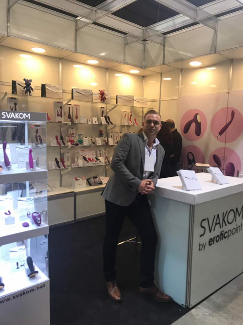 SVAKOM's Impressive Participation in the Recently Held'