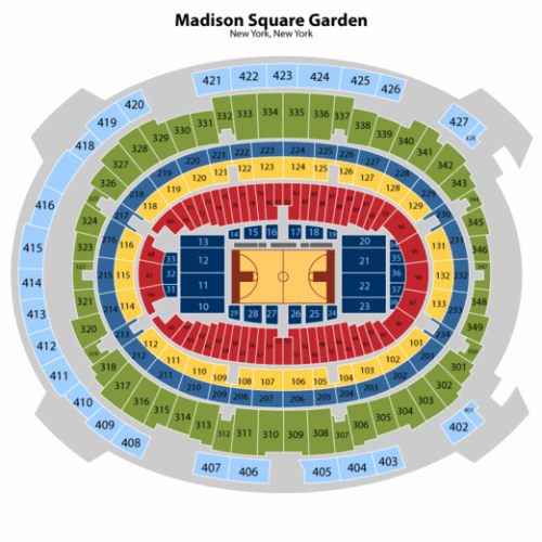 msg seating plan'
