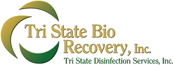 Tri-State Bio Recovery Cleaning Services Logo