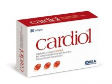 Lower cholesterol naturally with Cardiol'