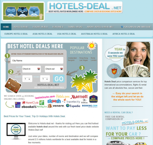 Hotels-Deal.net'