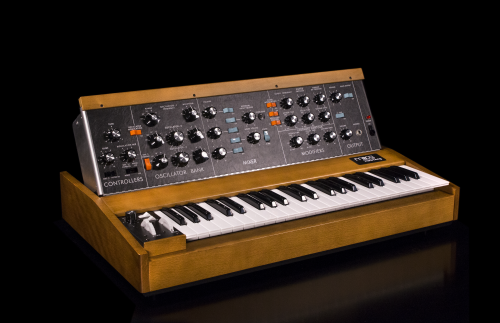 Minimoog Model D Production Ending with a Banger by Mike Dea'